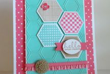 Cards - Six-sided sampler / by Michelle Most