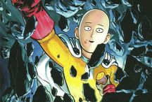 One Punch Man by J.A