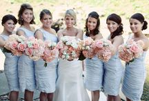 Bridesmaid Dresses / by Meg Fischer
