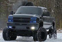 Chevy trucks