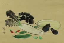 Japanese scrolls I want