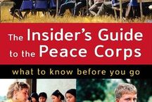 Peace Corp Authors / These are books by returned Peace Corp Volunteers. / by National Peace Corps Association
