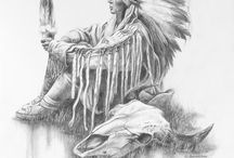Indian  drawing