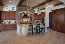 Yummy Kitchens / Kitchens designed and built by Jorge Ulibarri, Custom Home Builder www.imyourbuilder.com