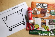 Healthy Eating/Grocery Theme