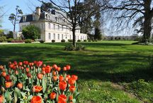 La Cheneviere 2017 / Spring, Summer, Autumn in Normandy at Chateau la Cheneviere. Gastronomic Restaurant Le Botaniste and pop up restaurant le Petit Jardin