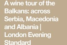 Balkans - Wines & Wine Country