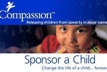 Sponsoring A Child / by Joslyn Kunold