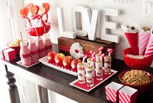 Sweet Table - candy Bar
