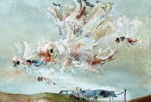 Abstract paintings I KIESELBACH