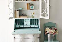 HOME | Desk Ideas