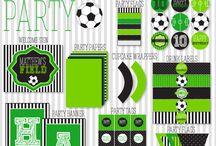 futbol parti
