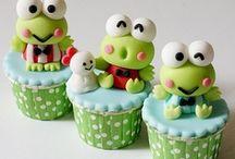 Kapkejkovi (Cupcakes), mafini i medenjaci