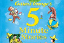Curious George Collections / Read lots of Curious George adventures in these collections of stories!