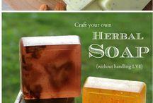 Homemade soap ideas