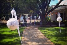 Anderson Wedding 9/20/14 / by Chene Rouge