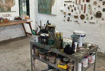 pintura e desenhos