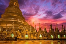 Templos ✨ / En diferentes lugares del mundo...
