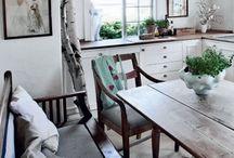 * Style Cottage - Salles à manger *
