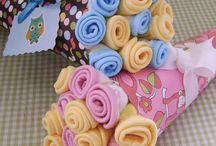 Pink and Blue Baby Gifts