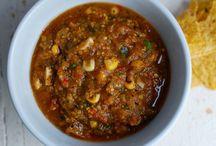 home made salsa