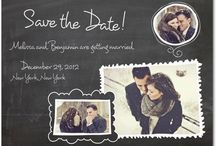 Invites, Save-the-Date, and Printing / by Perfectly Planned