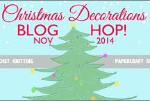 DIY christmas / ornaments, home decor, printables, gift ideas, and more for a handmade christmas