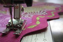 Decorative Machine Stitches