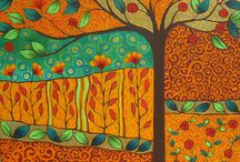 Quilts, Landscape and Pictoral / by Liz Messman