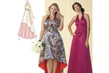 Prom, Bridesmaid, Wedding, Special Occasion Sewing Patterns