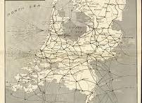 Kaarten van Nederland