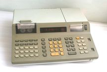 Vintage calculators / vintage calculators from my collection