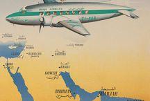 Air Vintage Poster