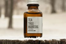 Beard Product Photo Shoot