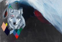 Artist Miranda Skoczek for Middle School Art / by Artist Parson