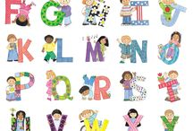ABC KIDS III / Abecedario Infantil de Niños(as)