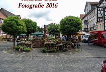 Büdingen (Hessen) / Ausflugsbilder mit leichtem Foto, Schloss, Stadt