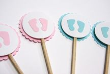 Cupcake Toppers & Embellishments