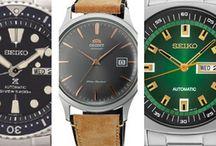 Neue Uhren kaufen - Fundstücke (ebay & amazon)