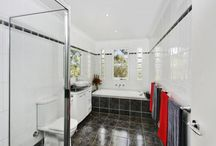 Bathroom Ideas / by Jess Stratford