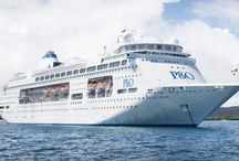 Barrier Reef Cruise on Pacific Pearl (P&O) / Pacific Pearl 6-20 July 2015