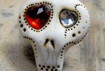 skulls / by Trish Rios