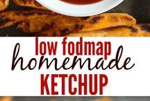 low FODMAP sauces, dips & dressings / Delicious sauces, dips & dressings safe on the low FODMAP diet