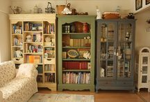Every Book Deserves a Home / Here are wonderful shelves, rooms and places full of our favorite things.