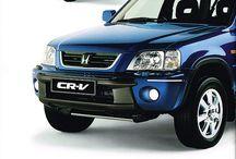 Honda CRV / 1999-2001