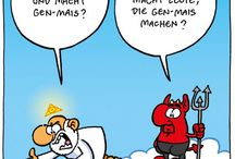 Cartoons by Ruthe