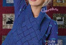 платки, шарфы, снуды