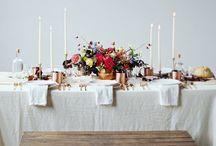 Bridal Table Layout