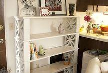 Shelves/estantes