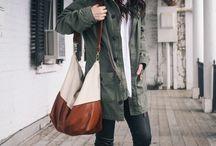 Winter wear / by -Ray -